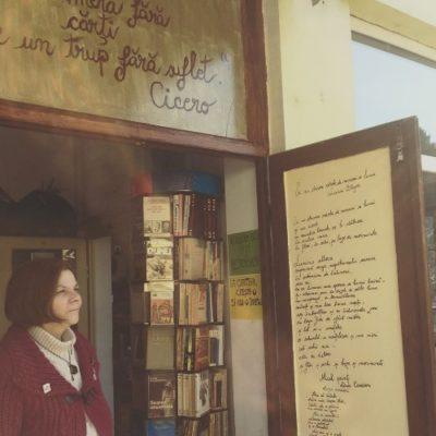 Libraria Sabin Opreanu - Baile Herculane