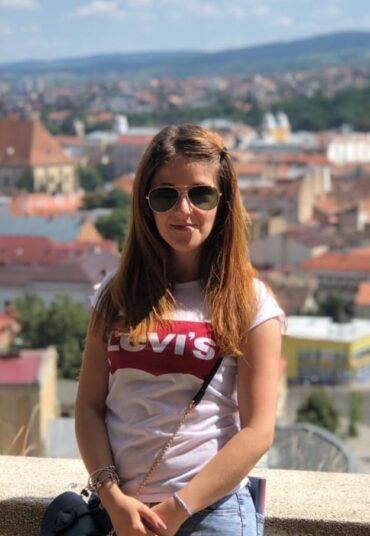 Alina Stroia Portret