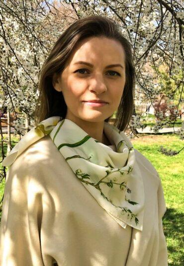 Claudia Trofimov Portret
